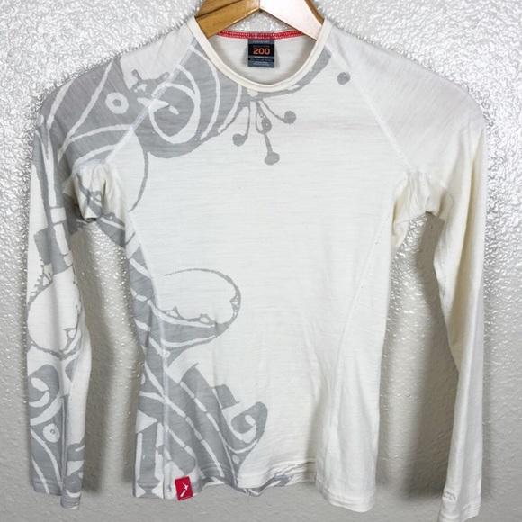 08162f206ae Icebreaker Bodyfit + 200 Merino Wool Top Xs
